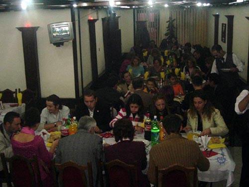 KDTP Prizren Şubesi Gençlik Kolu'nun Geleneksel İftar Yemeği