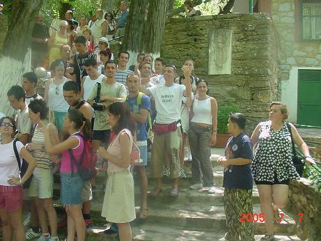 Gençlerin İzmir keşfi
