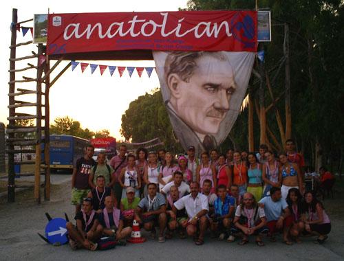 KDTP Prizren Şubesi Gençlik Kolu ANATOLİAN İzci Kampında