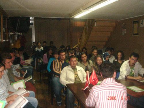 KDTP Gençlik Kolundan Gençlere Ramazana Hoş Geldin Gecesi