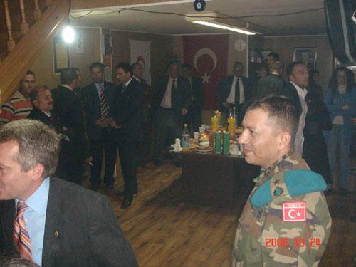 Kosova Demokratik Türk Partisinde Geleneksel Bayramlaşma Töreni
