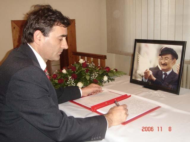 Türk Eşgüdüm Bürosuna Anlamlı Ziyaret