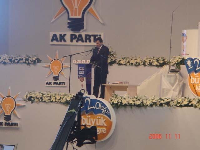 Mahir Yağcılar; T.C Başkanı Recep Tayip Erdoğan ve Dış İşleri Bakanı Abdullah Gül'e, Kosova Türklerinin Beklentilerini Dile Getirdi