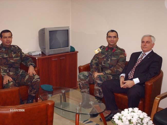 Albay Hatunoğlu'nun Prizren Belediyesine İlk Resmi Ziyareti