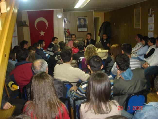 KDTP Prizren Gençlik Kolu Hicri Yılı Kutladı