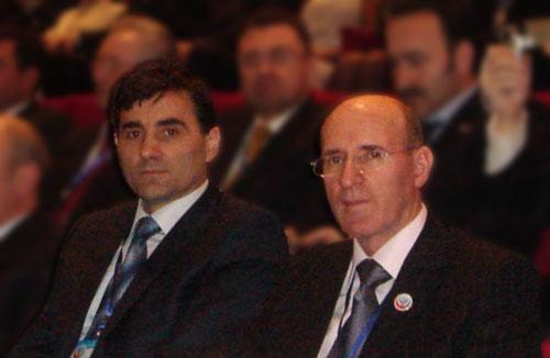 Genel Başkan ve Adalet Bakan Vekili İstanbul'da ki Konferanslara Katılacaklar