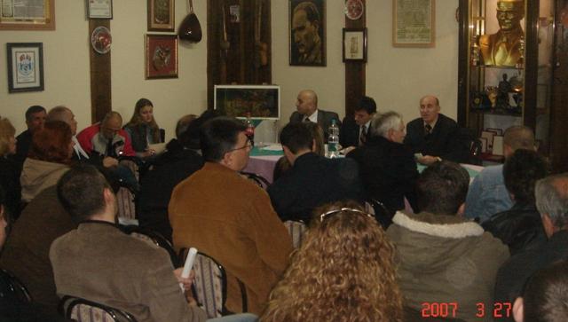 """KDTP'nin Genişletilmiş Toplantısında"""" Kosova Statüsü Anlaşma Önergesi ve Anayasa çalışmaları"""" Ele Alındı"""