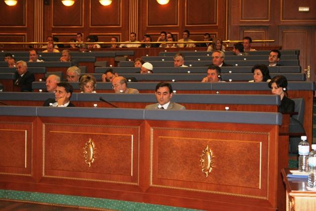 KDTP Genel Başkanı ve Milletvekili Mahir Yağcılar'ın  30 Temmuz 2007 tarihli Meclis Oturumundaki Statü konusuyla ilgili konuşması