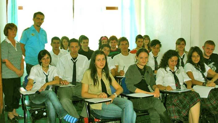KDTP Prizren Şubesi Gençlik Kolu'ndan  İngilizce Kursu