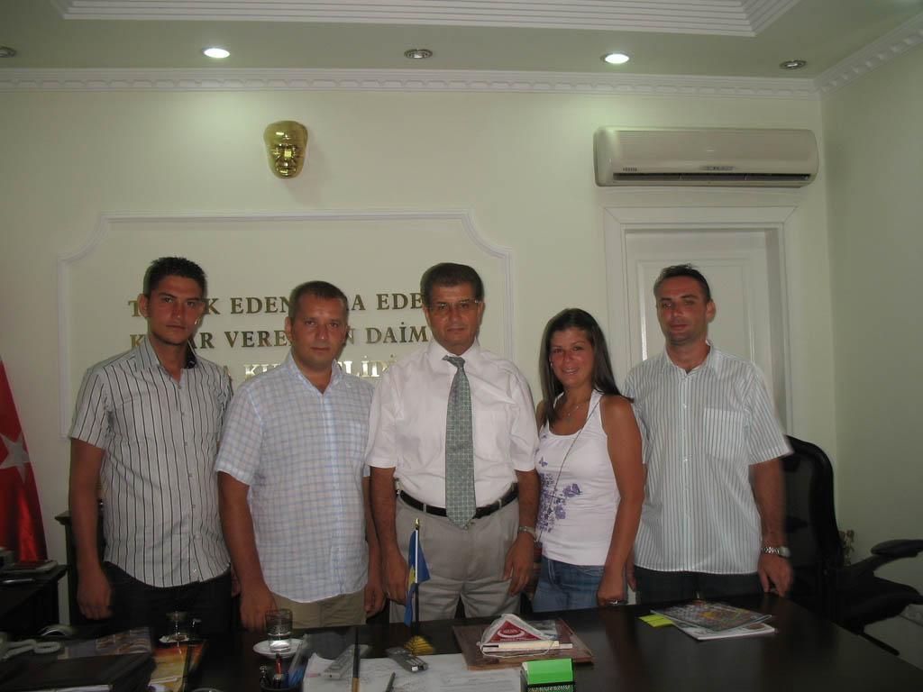 Kosovalı Gençler Alanyada