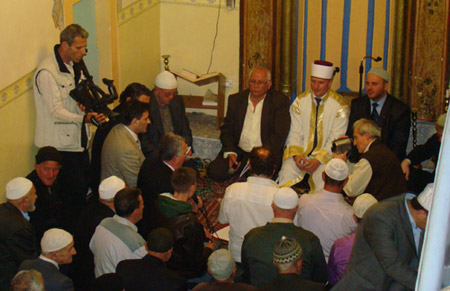 Yazıcıoğlu Prizren'de anıldı