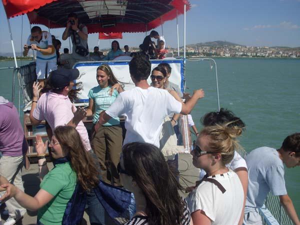 Balkanlı Gençler, Konya'da bir araya geldi