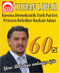 Prizren'i Dünyanın En Sakin 8. Şehri Yapacağız