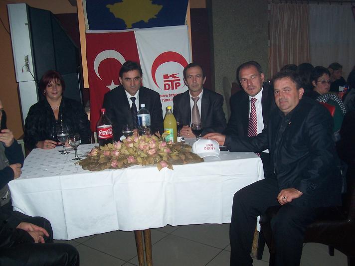KDTP Mitroviça Tanıtımı