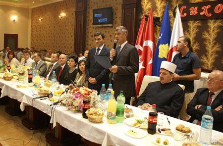 Kosova Bütünlüğü Garantisi ve Temeli Ahtisaari Planıdır