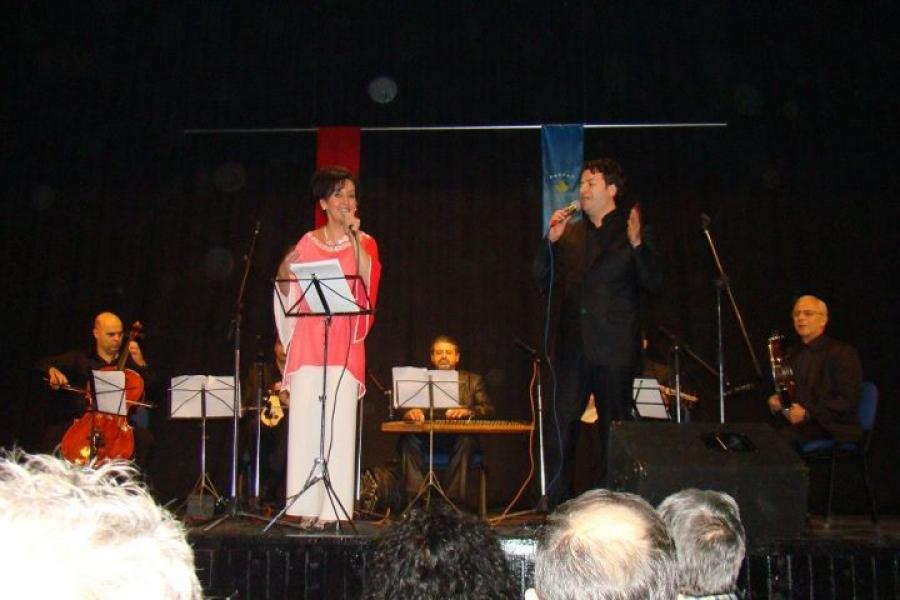 Mitroviça'da Türklere Moral Konseri
