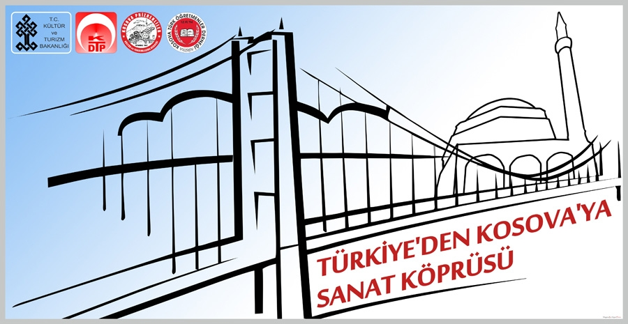Türkiye'den Kosova'ya Sanat Köprüsü Kuruluyor
