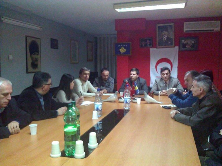 KDTP Prizren Şubesi Meclisi Güncel Konuları Görüştü