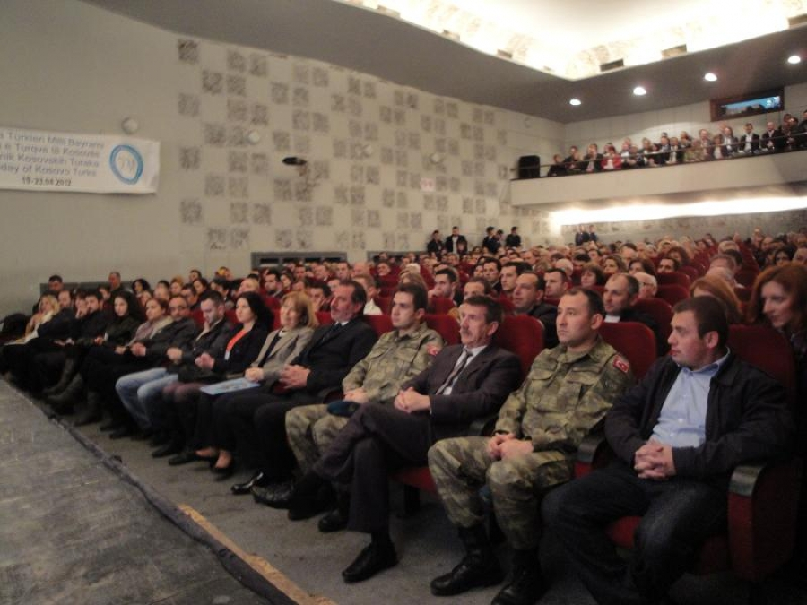 Fetih 1453 Filmi Prizren'de Yoğun İlgi Gördü