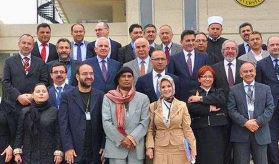 Avrupa Müslümanları Forumunda, Genel Başkan Yağcılar'ın konuşması