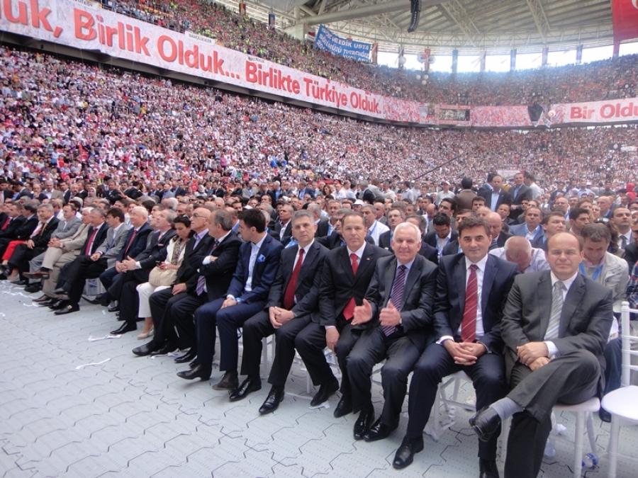 Bakan Yağcılar AK Parti İstanbul İli Kongresine Katıldı
