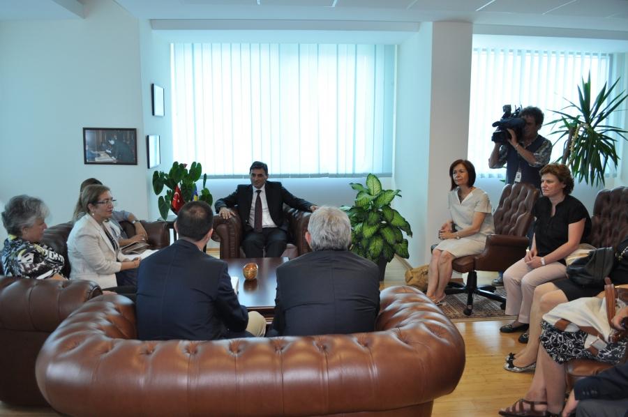 Anadolu Üniversitesi'nden Engelli Eğitimi Konusunda Kosova'ya Destek