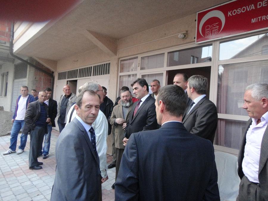 KDTP Mitrovica Şubesi Yönetim Kurulu Üyesi Nect Baliç vefat etti