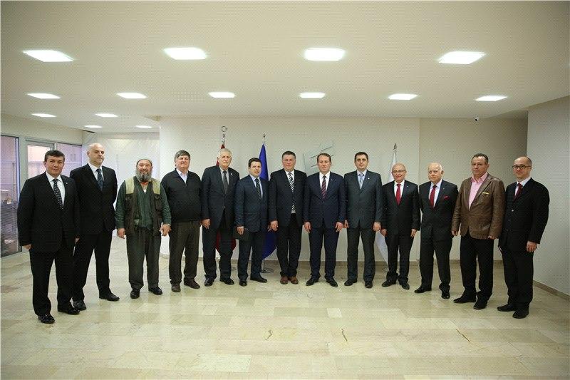 Kosova ile Eskişehir Arasında Ticaret Gelişecek