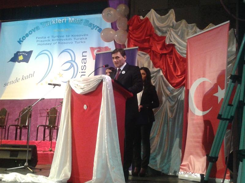 23 Nisan Kosova Türkleri Bayramında Birlik ve Beraberlik Mesajları