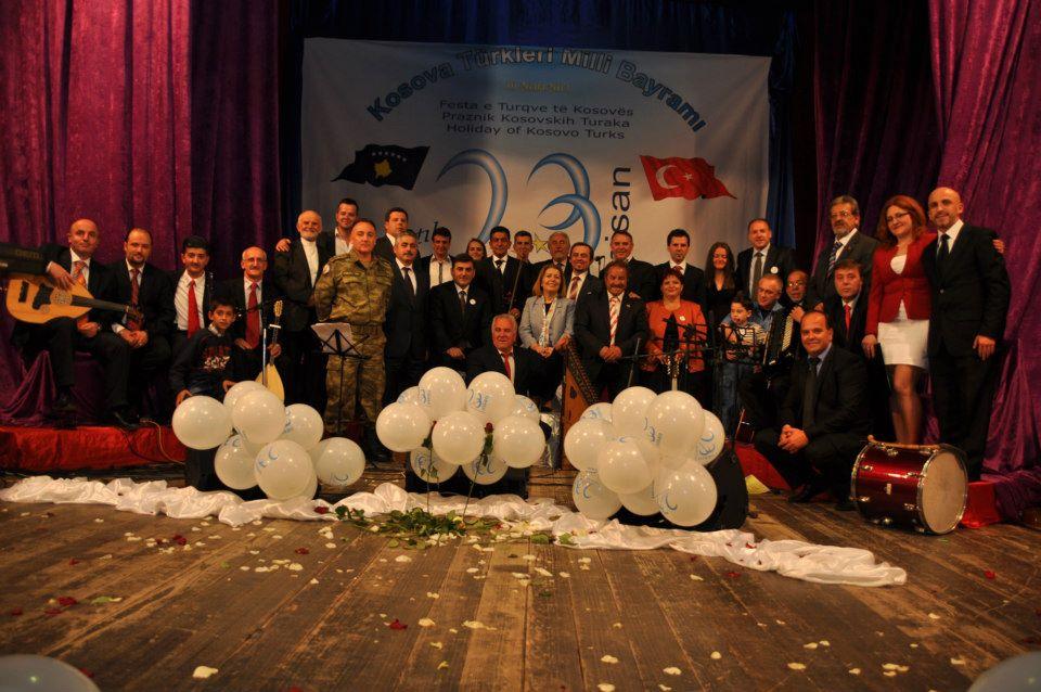 Kosova Türkleri Milli Bayramı Kutlamaları Başladı