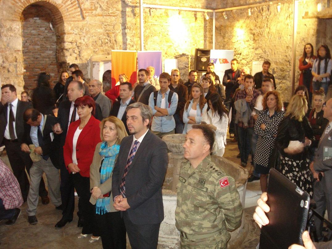 Türkçem Rumeli'nin Onur Bayrağı Kitabı Tanıtıldı