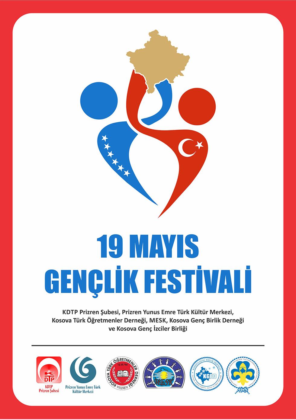 19 Mayıs Gençlik Festivali Programı