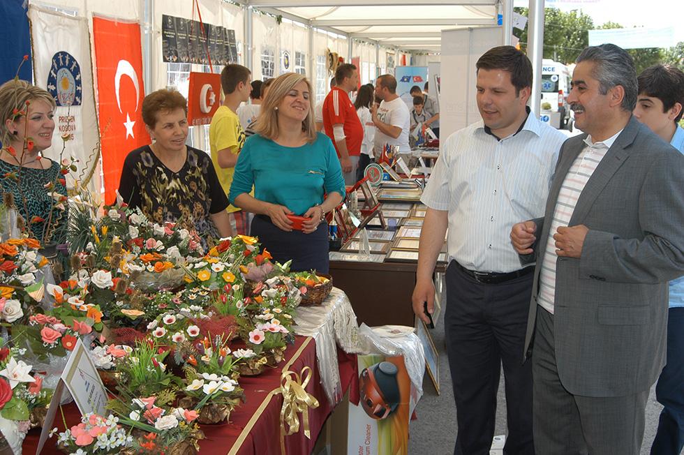 Prizren'de Türk STK'ların Tanıtımı Gerçekleşti