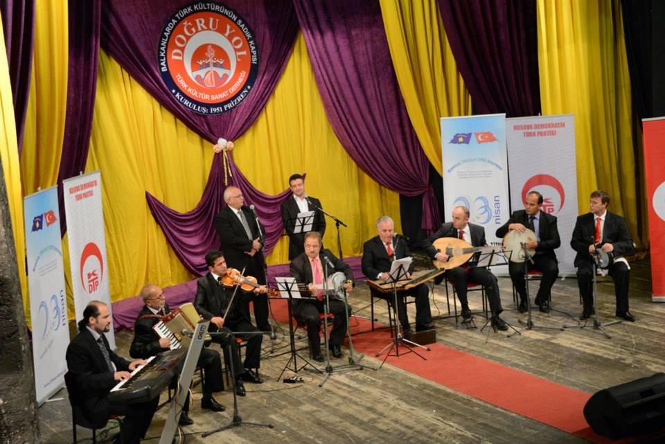 Prizren Türküleri Yeniden Hayat Buldu