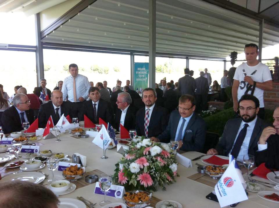 Kosova'dan KDTP Heyeti Balkan Haftasında