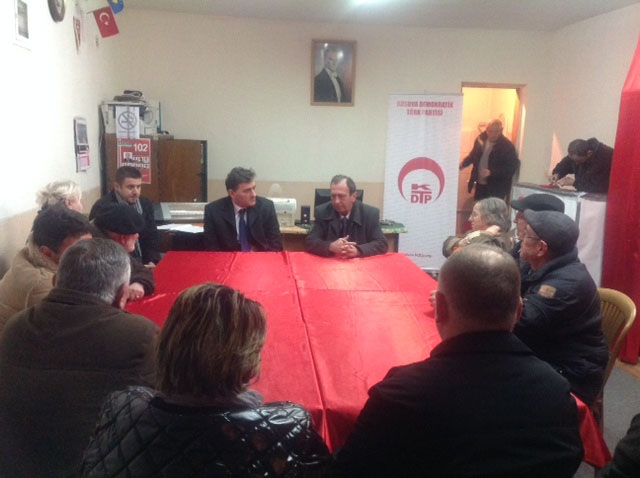 KDTP Mitroviça Şubesi Seçimleri Başarılı Olarak Değerlendirdi