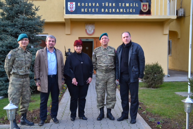 Milletvekillerimiz Türk Askerini Ziyaret Etti
