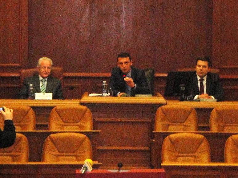 Prizren Meclis Başkan Yardımcısı Levent Buş