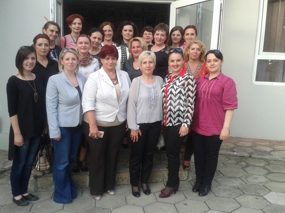 KDTP Kadınlar Kolundan ziyaret