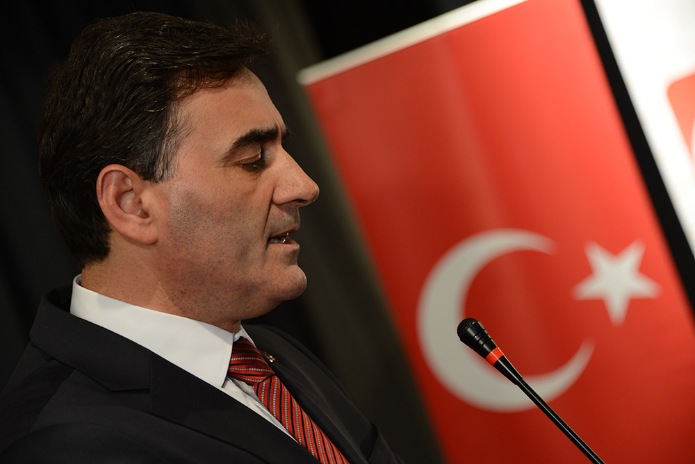 KDTP Genel Başkanı Mahir Yağcılar'ın Bayram Mesajı