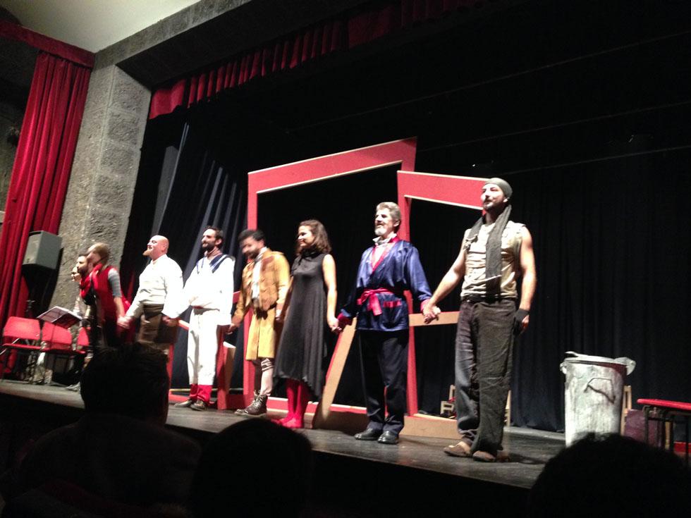 Prizren'de Bir Günde İki Tiyatro Oyunu