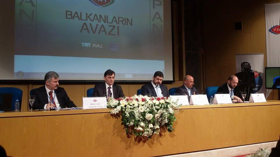 """""""Balkanların Avazı"""" Paneli"""