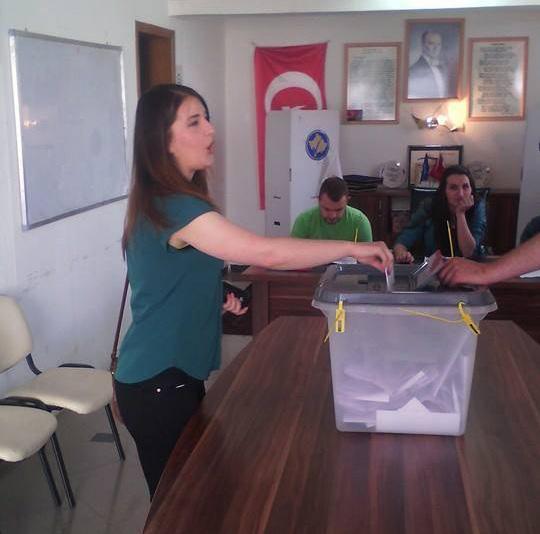Abdullah Pirçe Yeniden KDTP Vuçitırın Şubesi Başkanı