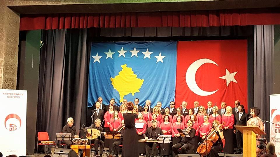 Mısra Türk Müziği Topluluğu'ndan Kosova'da Büyüleyen Konser