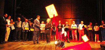 Türkçe Tiyatro 80 Yılını Kutladı