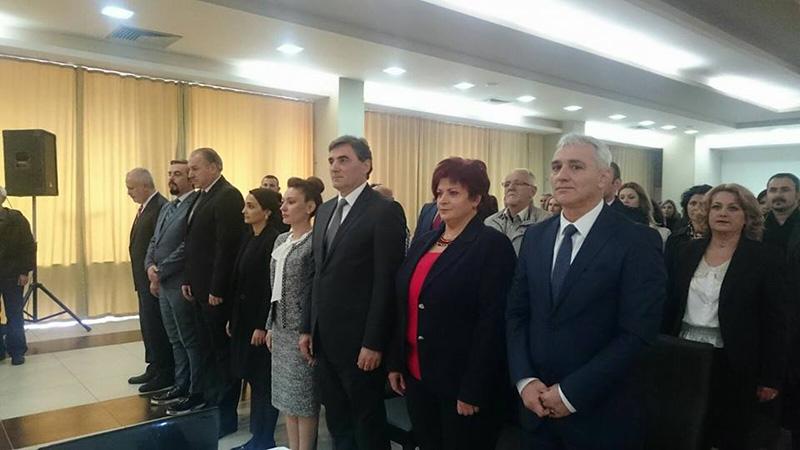 """""""24 Kasım Öğretmenler Günü"""" Kosova'da Kutlandı"""