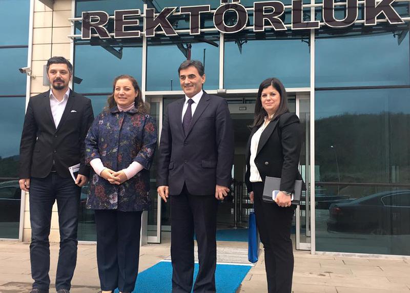 Önümüzdeki Yıldan Kosovalı Öğrenciler Düzce'de Okuyabilecek