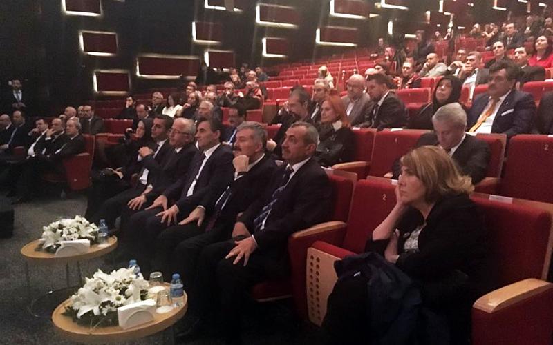 KDTP Heyeti Türk Dünyası Buluşmasında