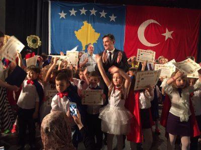 "Türkçe Anaokul ""Diploma Töreni"""