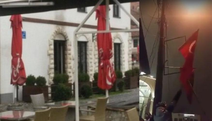 Bildiri: Türk Bayrağına ve T.C. Prizren Başkonsolosluğuna yapılan saldırıyı kınama